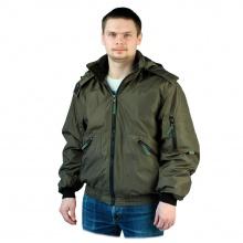 Куртка Бомбер демисезонная хаки