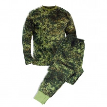 Нательное белье армейское утепленное цифра