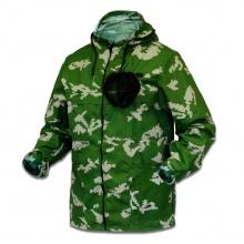 Маскировочный костюм (маскхалат) березка зеленая