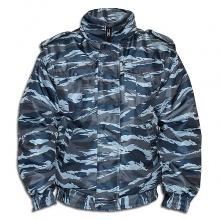 Куртка болоневая камыш синий демисезонная