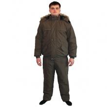 Костюм зимний Рыбак-04 (олива)