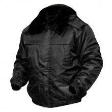 Куртка зимняя черная ОХРАНА