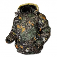 Куртка зимняя на резинке Алова (мембрана)