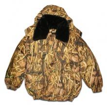Куртка зимняя болонь природа
