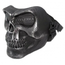 Тактическая маска-череп