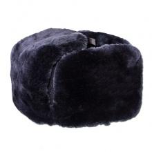 Зимняя шапка ушанка Полиция