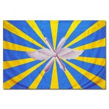 Флаг Военно – Воздушных сил Российской федерации